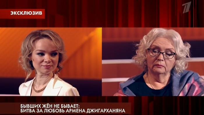 Русская мамашка хочет извращенной любви