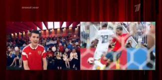 Пусть говорят: выпуск 07.07.2018 - Большой футбольный вечер: наши в четвертьфинале. Специальный выпуск