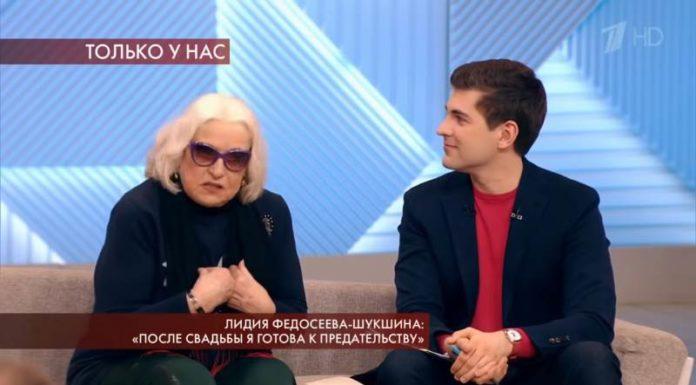 Пусть говорят: выпуск 18.04.2019 - Лидия Федосеева-Шукшина встречается с отвергнутыми дочерьми