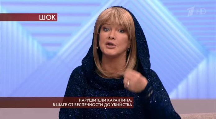 Пусть говорят 2.04.2020 - Нарушители карантина: в шаге от беспечности до убийства
